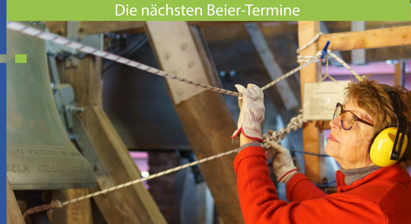 Foto Beiern der Glocken